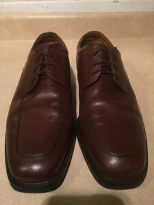 Men's Florsheim Brown Leather Dress Shoes Size 12 London Ontario image 4