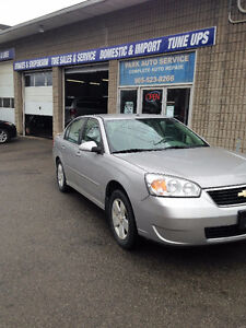 2007 Chevrolet Malibu LT Sedan - ONLY $4,399.00