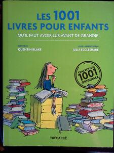 Les 1001 livres jeunesse qu'il faut avoir lu avant de grandir