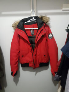 Child's Down Fill Alpinetex Winter Jacket for Sale