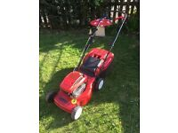 Mountfield petrol mower , lovely con and serviced