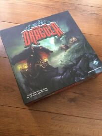 FURY OF DRACULA - 2nd Edition unopened