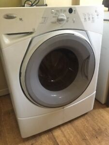 Front load washer machine