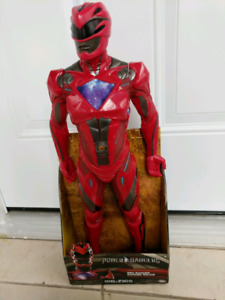 Power ranger toy 20 inches