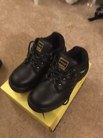 Dunlop Steel Toe Capped Work Boots Size 10.5