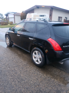 2004 Nissan Murano AWD SL SUV BRAND NEW TIRES AND BRAKES