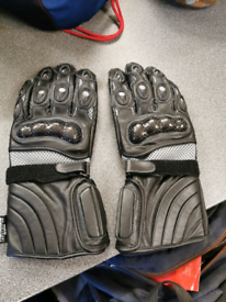 Thinsulate motorcycle gloves L