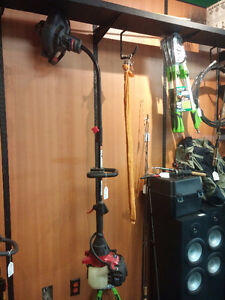 LAWN MAINTENANCE, CHAINSAWS, WEED WACKERS, CONCRETE SAWS