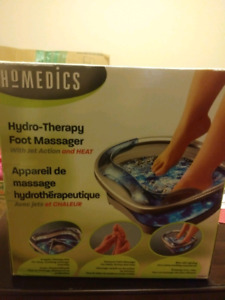 Homedics- Hydro-Therapy Foot Massager
