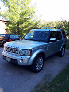 2012 Land Rover LR4 HSE LUX SUV, Crossover 7 Passenger
