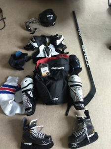 Ice Hockey Gear - Excellent condition