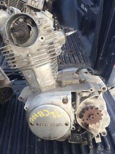 1970s CB100 Engine Motor