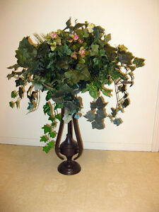 Artificial Plants: Foliage, Flowers, Plant Stands -$5 - $15