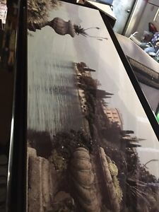 Wall decor laminated  12x36 West Island Greater Montréal image 3