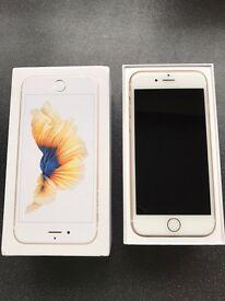 Apple iPhone 6s 64gb on EE ONO