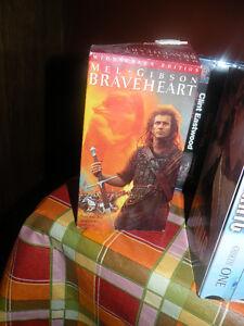 Braveheart VHS
