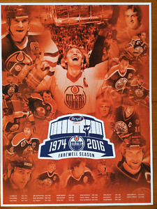 Farewall to Rexall Place 1974-2016