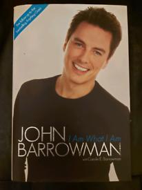 John Barrowman I Am What I Am Autobiography