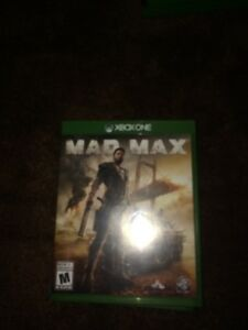 Mad max for Xbox one  Williams Lake Cariboo Area image 1