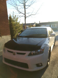 Scion TC 2011 Blanche