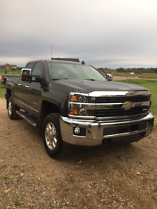 2015 Chevrolet Silverado HD2500 LTZ Z71 Package