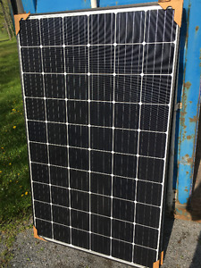 280W Solar Panels for sale. All new wrapped on pallets.