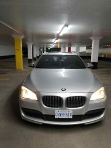 BMW 750 I, excellent condition, Need to sell ASAP before leaving