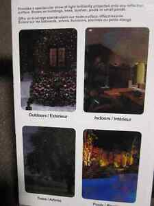 Prime Holiday Laser Light Projector with 2-Head Red and Green La Kitchener / Waterloo Kitchener Area image 9