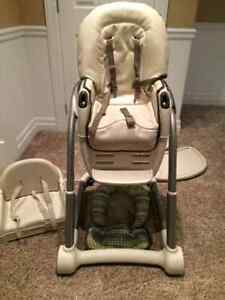Graco Highchair Kitchener / Waterloo Kitchener Area image 3