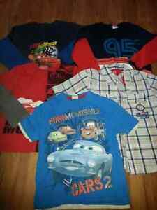 Size 6 Cars lot