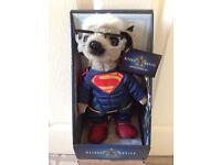 Meerkat Superman toy