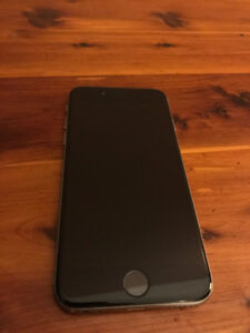 iPhone 6 - black - 16 GB - Black and Silver