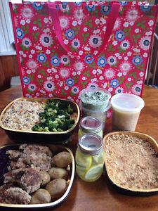 Farm to Table Meal Delivery for Senior/Families/ Busy couples