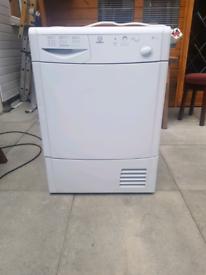 Indesit condenser dryer SPARES OR REPAIR