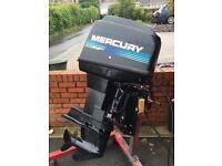 Mercury 55hp outboard