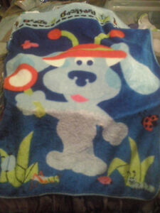 Blues Clues Crib Blanket PPU