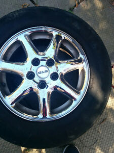 Alloy Rims For Sale, 16 Inch.