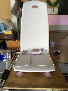 Bath chair lift in excellent condition