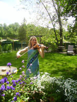 VIOLIN MUSIC FOR YOUR SPECIAL DAY