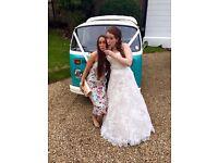 VW Campervan hire Weddings Proms etc