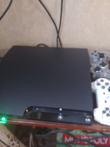PS3,  game chair, 96 games, 2 controllers