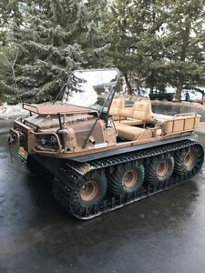 OUTFITTER XTI  8X8