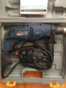Ryobi 1/2 inch hammer drill great condition hardly used