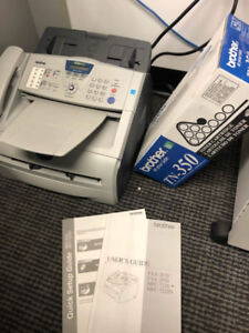 Brother MFC-7220 Print/Fax/Copy/Scan