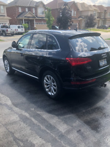 2013 Audi 2.0L T, 1 owner, no accid, Prem, Nav, Towing, W Tires