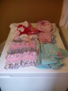 47 piece girls 3-6 month clothing