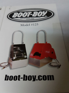 NEW --BOOT-BOY--Reduced