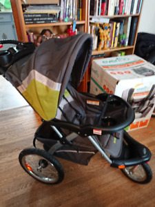Baby Trend Car Seat and Stroller Travel System