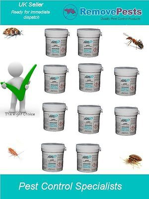 Cluster flies fly woodlice beetle silverfish killer poison bomb Treatment 10 AP
