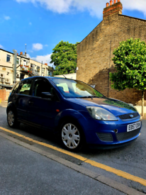 image for FORD FIESTA STYLE 1.2L PETROL 2008 ULEZ FREE DRIVES GOOD